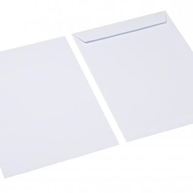 C4 Plain Press seal Envelope