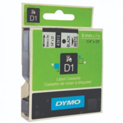 Image Dymo D1 label printer and 6mm labels 3104030 02